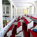 The Church Balcony by Ed Weidman