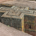 The Church Of St. George In Lalibela, Ethiopia by Ivan Batinic