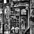 The Cigar Store by David Patterson