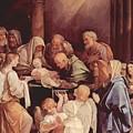 The Circumcision Of The Child Jesus 1640 by Reni Guido