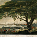 The City Of Philadelphia In The State Of Pennsylvania. North America by Samuel Seymour