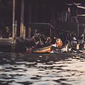 The City On The Water. Thailand. by Iliya Vasyutovich