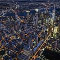 The City That Never Sleeps by Roman Kurywczak