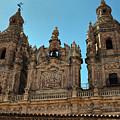 The Clerecia Church In Salamanca by Farol Tomson