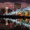 The Cleveland I Love by Matt Shiffler