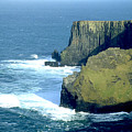 The Cliffs Of Moher by Carl Purcell