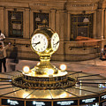 The Clock by Michael Tischler