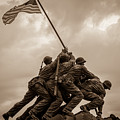 The Clouds Over Iwo Jima by Michael Scott