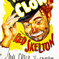 The Clown, Red Skelton, 1953 by Everett