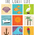 The Coast Life by Kevin Putman