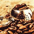 The Coffee Roast by Jorgo Photography - Wall Art Gallery