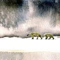 The Cold Walk by Paul Sachtleben