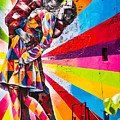 The Colorful Kiss by Robin Zygelman