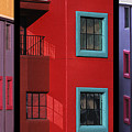 The Colors Of Tucson II by Sandra Bronstein