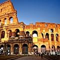 The Colosseum by DJ MacIsaac