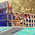 The Colosseum by Kurt Hausmann
