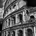 The Colosseum Rome by Darren Burroughs