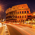 The Colosseum, Rome, Italy by Tom Zeman
