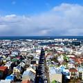 The Colours Of Reykjavik by Nathalie Laurent-Marke
