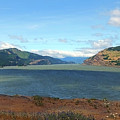 The Columbia River by Judy Wanamaker
