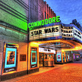 The Commodore Theatre, Portsmouth, Va by Greg Hager