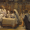 The Communion Of The Apostles by Tissot