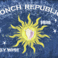 The Conch Republic Of Key West by JC Findley