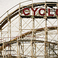 The Coney Island Cylcone by JC Findley