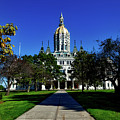 The Connecticut State Capitol by Mountain Dreams
