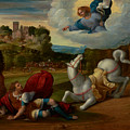 The Conversion Of Saint Paul by Mountain Dreams