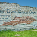 The Cool Coast Camp by Tony Baca