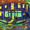 The Corner Store by Richard T Pranke