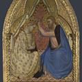 The Coronation Of The Virgin by PixBreak Art