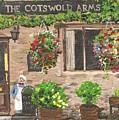 The Cotswold Arms by Keith Wilkie