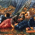 The Council Chamber 1890 by BurneJones Edward
