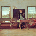 The Country School by Winslow Homer