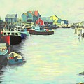 The Cove by Ian  MacDonald