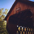The Covered Bridge by Penn Patrick