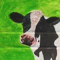 The Cow by Estella Mendez