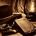 The Cowboy Bible by American West Legend By Olivier Le Queinec