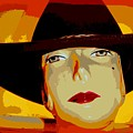 The Cowgirl by Ed Weidman