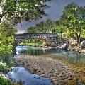 The Crabb Creek Bridge by Michael Ciskowski