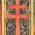 The Cross by German 15th Century