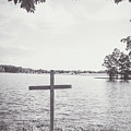 The Cross On The Water by Meg Porter