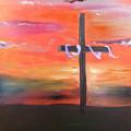 The Cross by Randy Maske