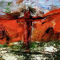 The Crucifixion #1 by Michael Lucarelli
