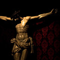 The Crucified by Javier Alcaide Nadales