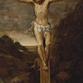 The Crucifixion by Annibale Carracci