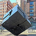 The Cube by Nick Difi