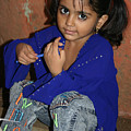 The Cutest Kid In India by CB Hackworth